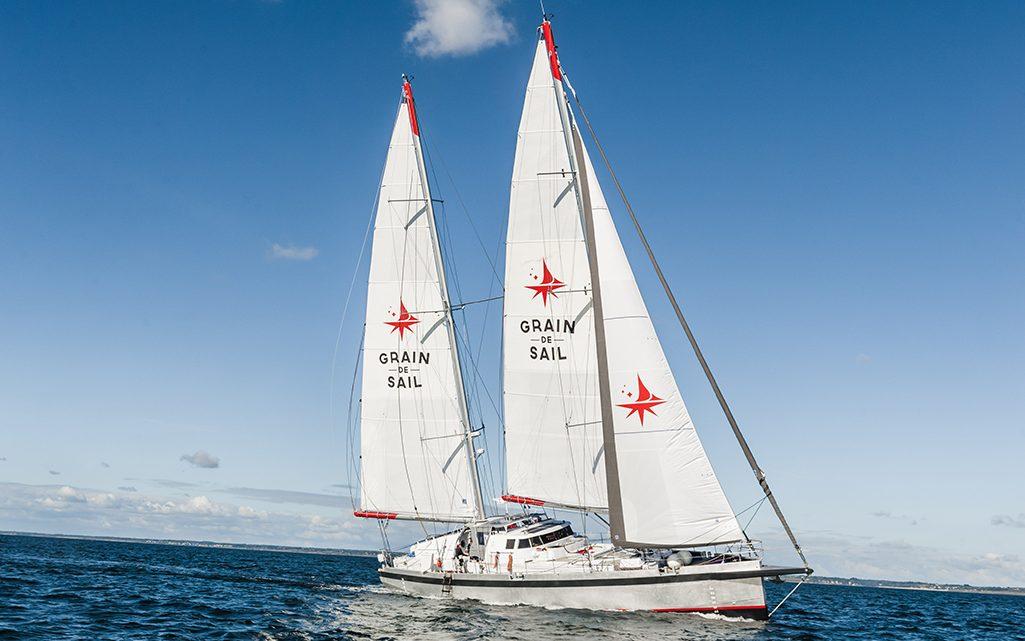 #02 Loïck – Grain de Sail aventures en cargo à voile