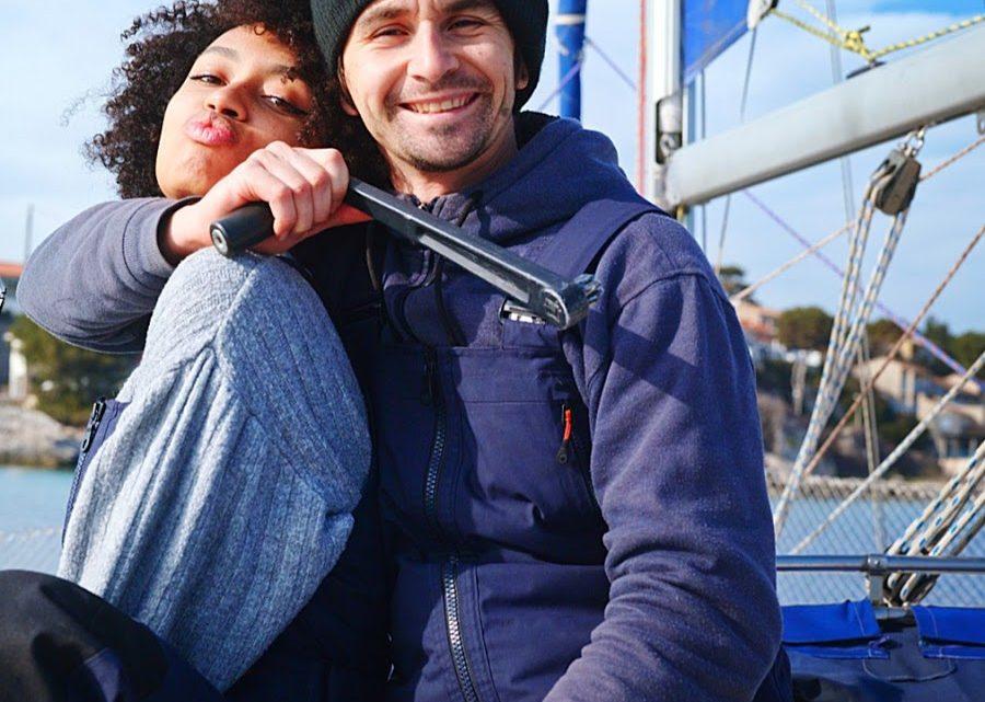 #09 Céanie et Fabien – On ne saute pas à l'eau par peur ou pour récupérer son annexe 😖