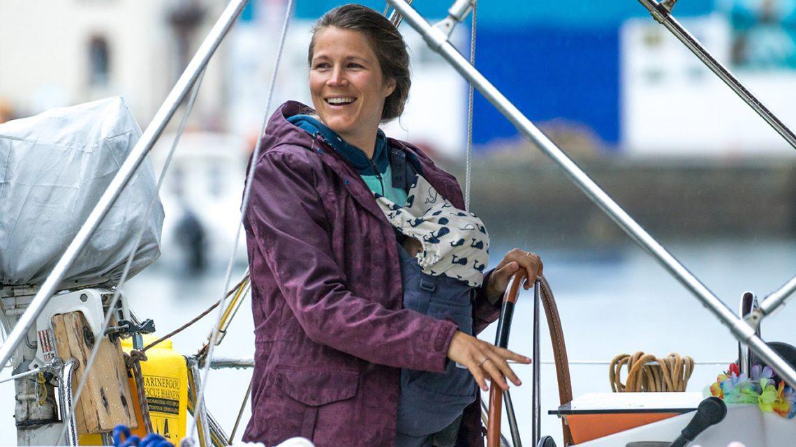 #11 Sarah Hebert – Intrusion à bord, voie d'eau à l'arbre d'hélice et plein de tops anecdotes 💪